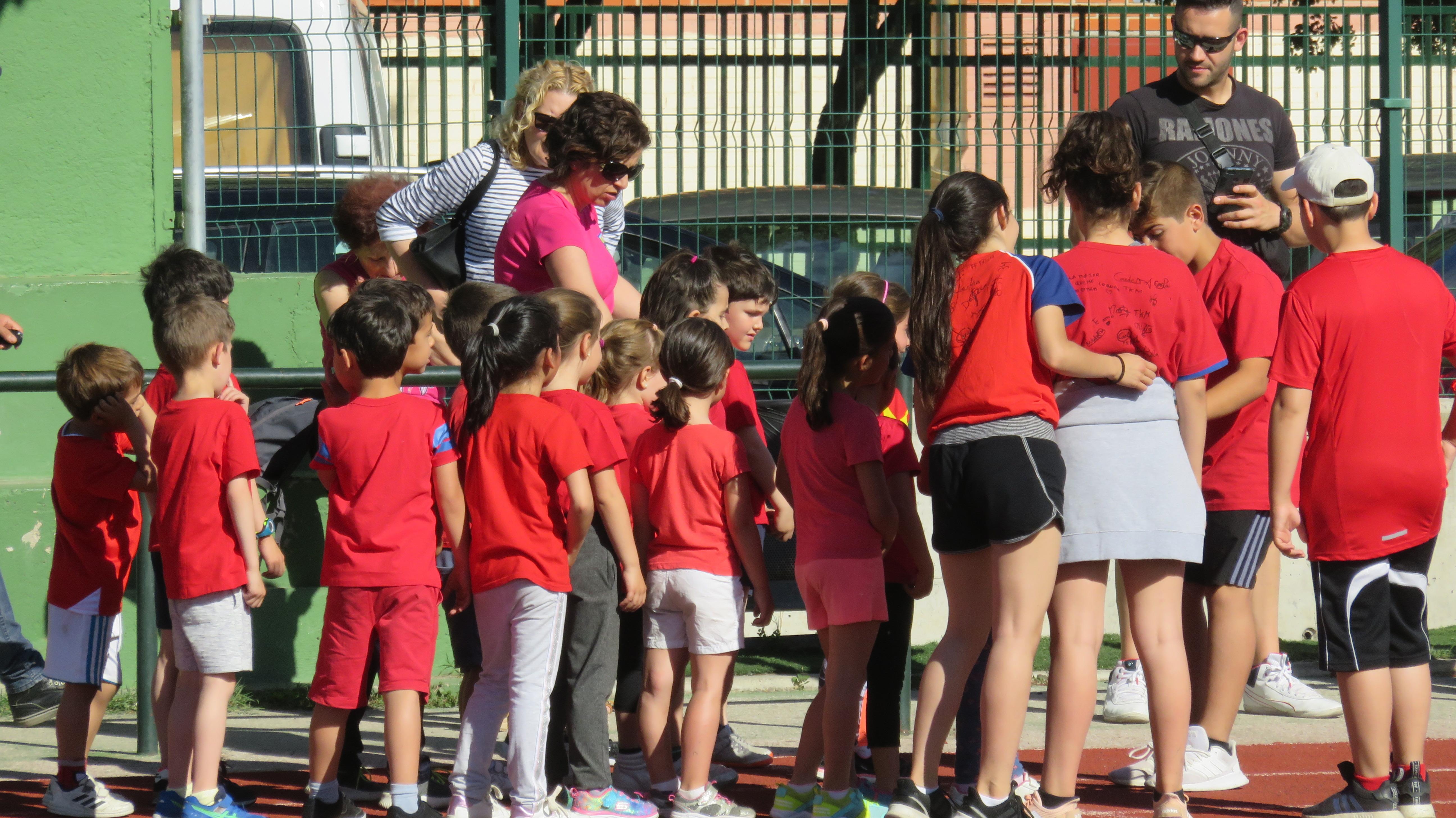 Olimpiadas Infantil
