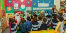 Los RRMM y Papá Noel en INF 4A 16