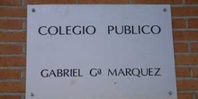Colegio Público Gabriel García Márquez