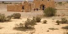Castillo de Quseir Amra, Jordania