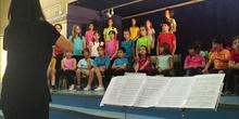II Muestra del coro del CEIP Juan Gris (I)