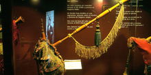 Gaita asturiana realizada por Cogollu Padre, Museo de la Gaita,