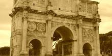 Roma - El arco de Constantino
