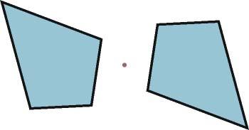 Simetría respecto a un punto