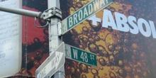 Señales de tráfico en Nueva York