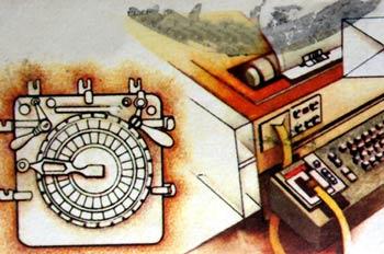 Telégrafo de impresión