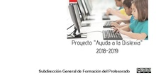 """Exposición de la experiencia del CEIP República del Brasil en la segunda sesión formativa del Proyecto """"Ayuda a la dislexia"""""""