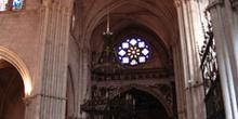 Nave de la Catedral de Burgo de Osma, Soria, Castilla y León