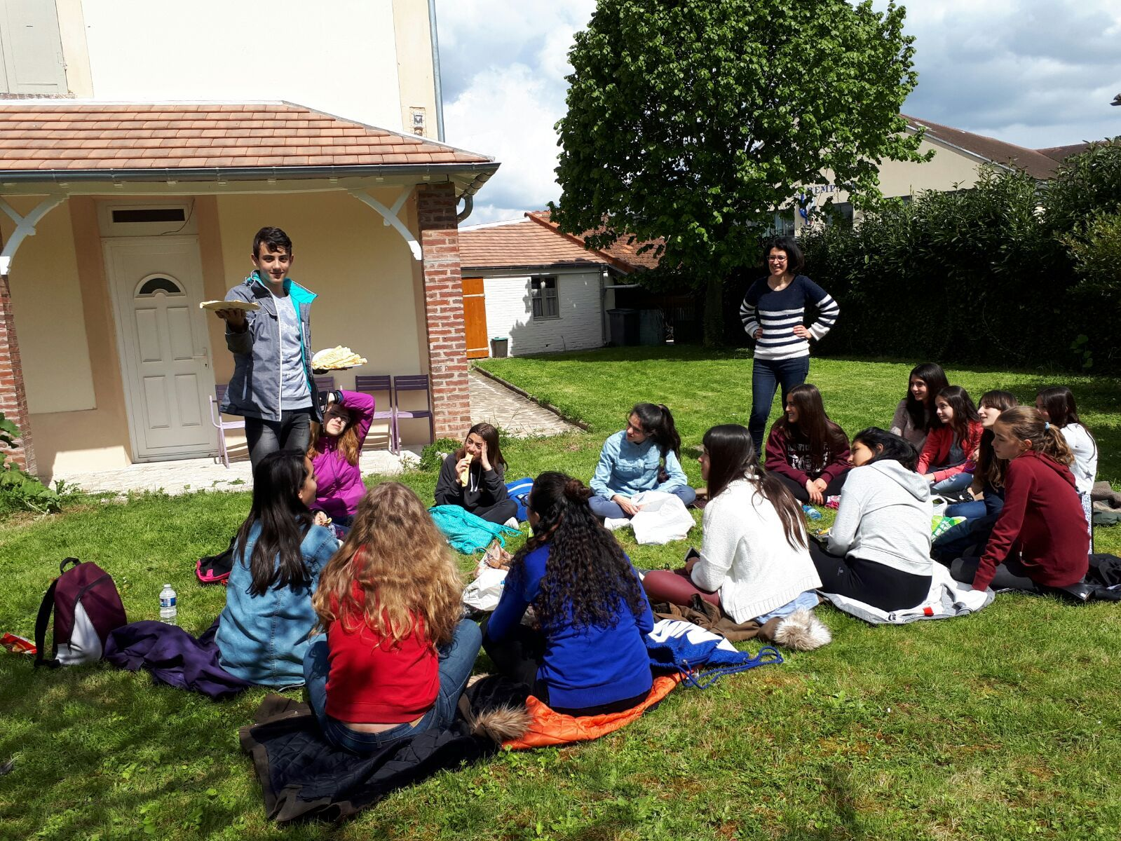 Intercambio Collège les Remparts. Abril 2017 34