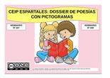 CEIP ESPARTALES: DOSSIER DE POESÍAS CON PICTOGRAMAS