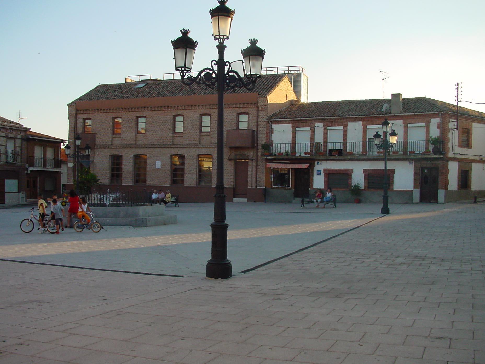 Plaza de Villamanta
