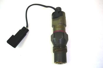 Inyector diésel con sensor de alzada de aguja