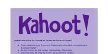 Kahoot de Formación Profesional para Inglés