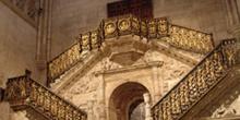 Escalera dorada, Catedral de Burgos, Castilla y León