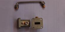 Terminación guiaondas de 18 Ghz a conector SMA