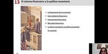 1BACH, Tema 13: Política monetaria