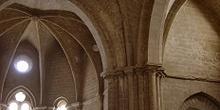 Columnas de soporte de la cúpula central, Huesca