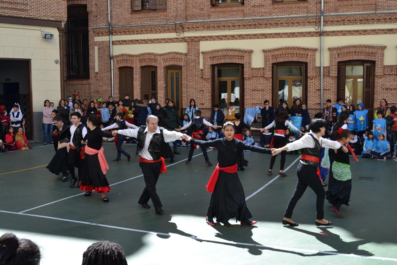 Jornadas Culturales y Depoortivas 2018 Bailes 3 19