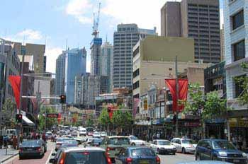 Sydney: George street, Australia