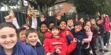 2019_Quinto B visita la biblioteca municipal_CEIP FDLR_Las Rozas 15