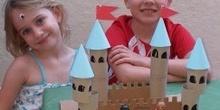 Castillos medievales - 3º de primaria