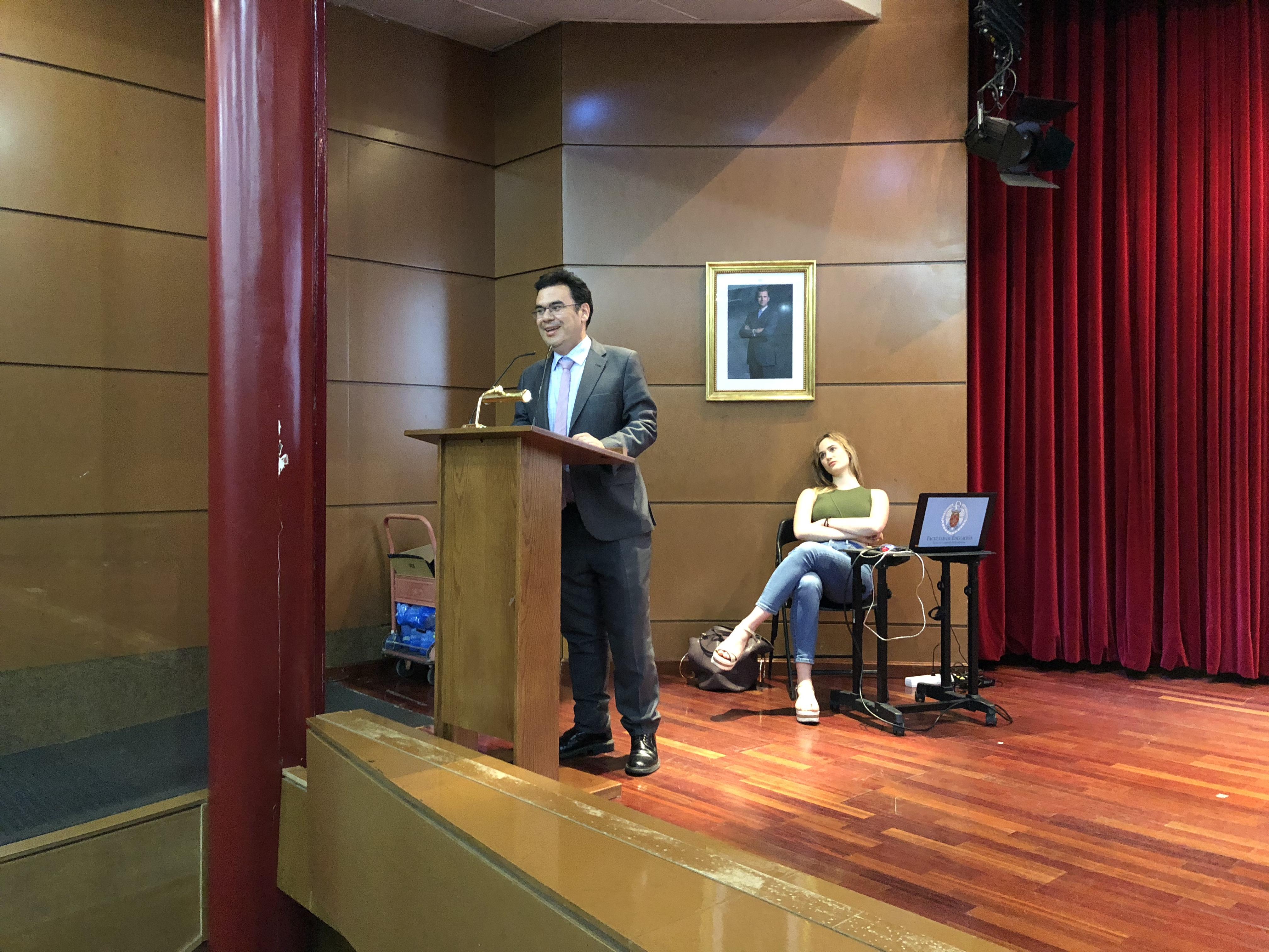 Fase final del III Concurso de Oratoria en Primaria de la Comunidad de Madrid 29