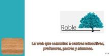 ROBLE WEB FAMILIAS