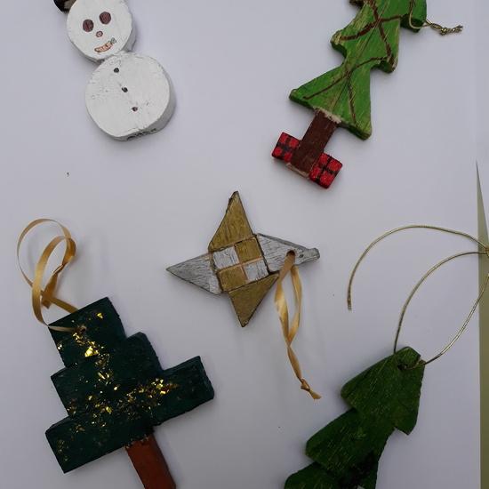 Decoraciones navideñas 3