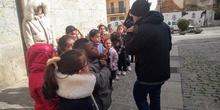 Los alumnos de 5 años visitan el Museo de la Ciudad de Colmenar Viejo 4