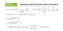 Soluciones Evaluación Tema 5