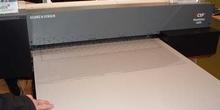 Entrada de plancha  para filmar ctp chorro de tinta