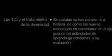 """Ponencia de Dª Lea Plangger y Dª Rocío Mateo Riego: """"Sin patatas no hay paraíso, o la historia de c"""
