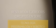 Problemas básicos circuitos serie