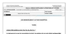 12_2_1º y 2º ESO_Los monosílabos y la tilde diacrítica