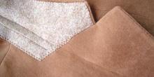 Confección de cuello sastre