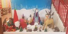 Decoración Navidad centro 11