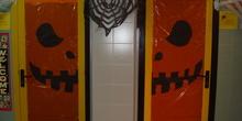 Halloween puertas