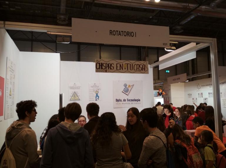 Feria Ciencia 10