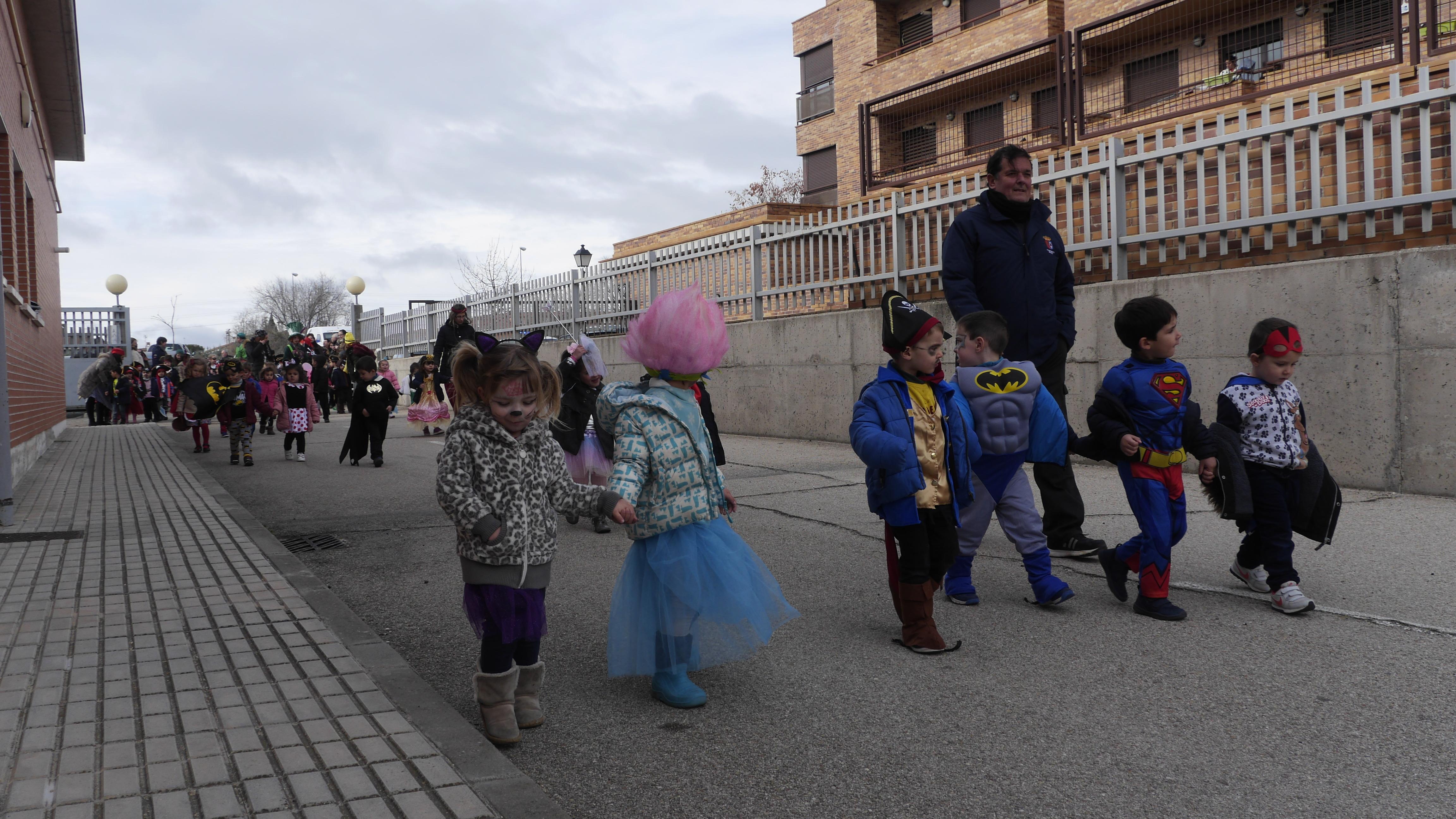 Pasacalles Carnaval 2018  3 5