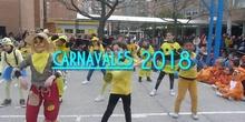 CARNAVALES 2018. 3º PRIMARIA