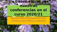 Conferencias Aromáticas 20-21