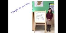 PRIMARIA - 3º - LA CARTA Y EL SOBRE - LENGUA Y LITERATURA - ACTIVIDADES
