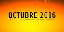Octubre de 2016 en Santa Quiteria