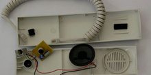 Teléfono terminal de vivienda, portero automático (auricular abi