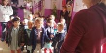 Visita al Berceo I de los alumnos de Infantil 4 años. 15