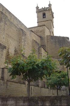 Iglesia de San Martín. Vista exterior de la nave central, Uncast