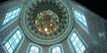 Interior de cúpula, Sousse, Túnez