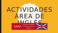 Puertas Abiertas 2021_Proyecto Inglés_CEIP FDLR_Las Rozas