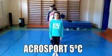 acrosport 5ºC