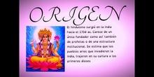 PRIMARIA - 6º - LOS LIBROS SAGRADOS - RELIGIÓN
